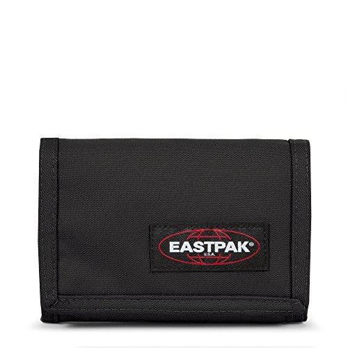 Eastpak Porte Monnaie Crew, 13 cm, 1 L, (Noir)