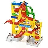 Fisher-Price Little People Wheelies Stand N Play Rampway