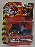 Jurassic Park III Eric Kirby and Alpha Pteranodon