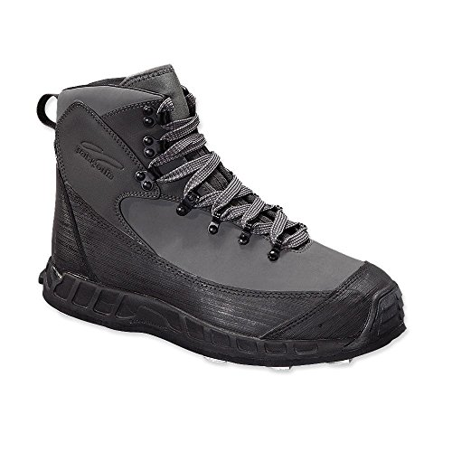 Patagonia Angelschuhe Rock Grip Wading Boots - Aluminum Bar
