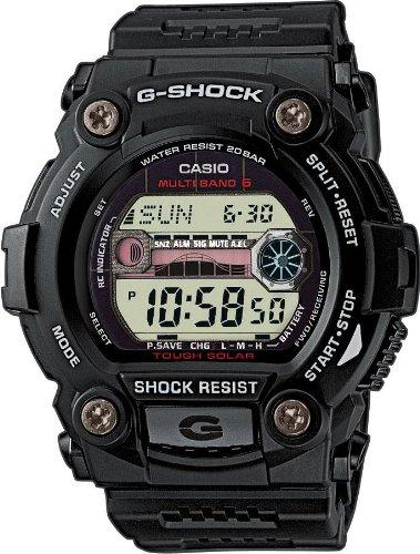 Casio GW-7900-1ER Mens G-Shock Tough Solar Digital Watch