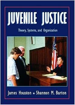 Juvenile Justice Sources for your Essay
