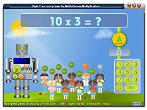 FREE Math Games Multiplication...