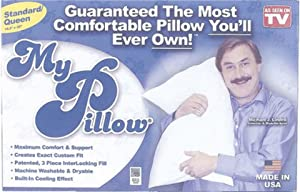 most comfortable pillow as seen on tv my pillow product 13135
