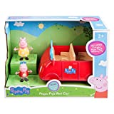 PEPPA PIG- Peppa's Red Car