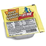 Honey Graham Squares Cereal, 1-Ounce Bowls (Pack Of 96)