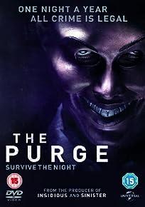 The Purge [DVD] [Import]