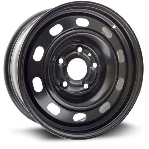 Steel Rim 17X7, 5X139.7, 78.1, +30, black finish (MULTI APPLICATION FITMENT) X47351