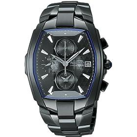 WIRED (ワイアード) 腕時計 デルタ クロノグラフモデル AGBV205 メンズ