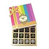 Chocholik - Dark Flavour Truffle Collection Gift Box - Chocholik Belgium Chocolates