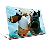 Laptop Skin 15.6 Inch - Kung Fu Panda - Animated - Cartoons - Movies - Hd Quality - Dell-Lenovo-Hp-Acer
