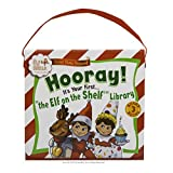 """Elf On The Shelf Scout Elves Present: Hooray! Its Your First """"The Elf On The Shelf"""" Library"""