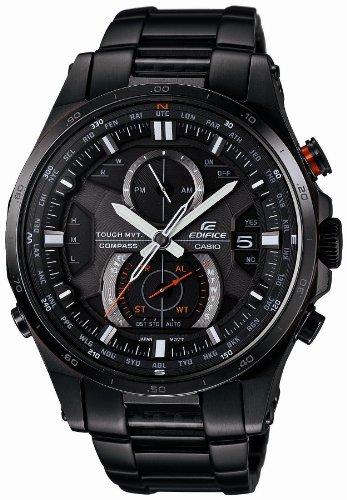 Casio Edifice Smart Access Tough Solar Movement with World 6 Station EQWA1200DC1AJF Men's Watch Japan import