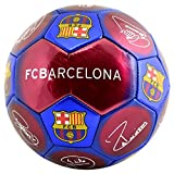 New Official Football Team Size 5 Signature Football's (Barcelona FC)