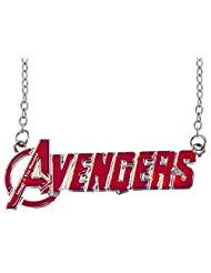 Famous 'Avengers' Necklace By Via Mazzini