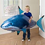 Great Value RC Helicopters Inflatable Air Swimmer Blimp Balloon Toy Remote Controlled R/C Large Flying shark