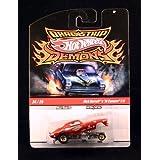 Dick Harrells 70 Camaro F/C * #24 Of 25 * Hot Wheels 2010 Dragstrip Demons Racing Series 1:64 Scale Vehicle