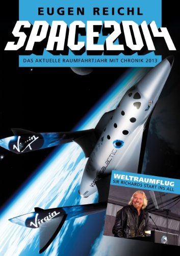Buch Cover Space2014