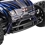 JJX-TECHTM 1:12 2.4G Remote Control Car High Speed 4WD Shaft Drive Truck Four-wheel Drive Car Toy Radio Controlled rc Chargeable Off-road Rock Crawler (JJX 102 Vehicle Blue)