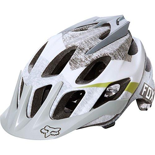 Fox Head Flux Dresden Helmet, Grey, Small/Medium