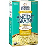 Ancient Harvest Organic Gluten Free Ancient Grains, Butter & Parmesan Blend, 4.8 Ounce (Pack Of 12)