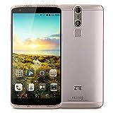 "ZTE Axon mini - Smartphone libre Android (pantalla 5.2"", cámara 13 Mp, 32 GB, Octa-Core 1.5 GHz, 3 GB RAM), dorado"