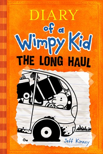 Kids on Fire: The 9th Diary of a Wimpy Kid Book is Now Available!