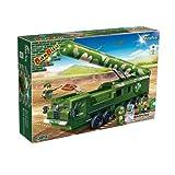 Banbao Missile Launcher Truck Building Set