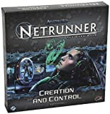 Android Netrunner LCG: Creation and Control Expansion