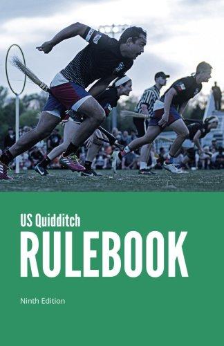 US Quidditch Rulebook, Ninth Edition