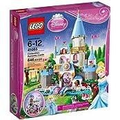 Lego Disney Princess Cinderellas Romantic Castle Play Set