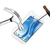 Acm Tempered Glass Screenguard For Lava X3 Mobile Screen Guard Scratch Protector