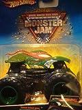 Hot Wheels Monster Jam Teenage Mutant Ninja Turtles