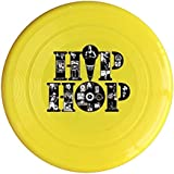 Yellow, One Size : XJBD Unisex Hip Hop Outdoor Game, Sport, Flying Discs, Game Room, Light Up Flying, Sport Disc , Flyer Frisbee, Ultra Star Yellow One Size