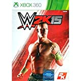 WWE 2K15 XBOX 360 English, French, German, Italian, Spanish Language [Region Free Multi-language Edition]