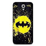 The Racoon Batman Printed Designer Hard Plastic Back Case For HTC Desire 620g