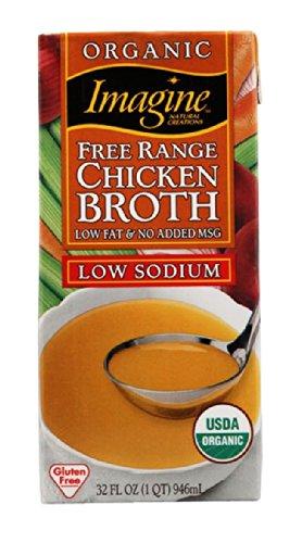 Make Sweetened Collard Greens with Imagine Organic Free Range Chicken Broth, Low Sodium