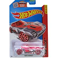 Hot Wheels Hw Race 139/250 Grey And Red Nerve Hammer