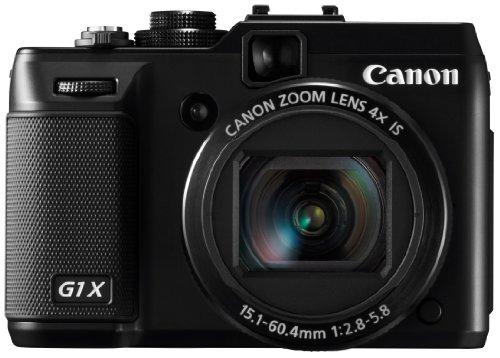 Canon デジタルカメラ PowerShot G1X 1.5型高感度CMOSセンサー 3.0型バリアングル液晶 PSG1X