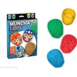1 X Fred And Friends Muncha Libre Cookie Cutters