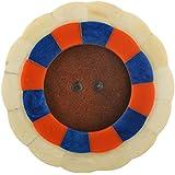 Wooden Round Photo Frame (13 Cm X 13 Cm X 3 Cm, VWPF025)