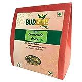Budwhite Chamomile Green Tea, 100g