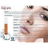 Kojic Acid + Lactic Acid + Glycolic Acid Peel For Skin Whitening, Remove Pigmentation, Scar Removal, Anti Ageing...