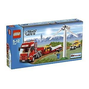 Lego City Schnäppchen: Windturbinen-Transporter für nur 45 € (10 € gespart!)