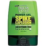 Garnier Fructis Style Power Gel - Spike Explosion - 24 Hour Extreme Hold (10) - Net Wt. 9 FL OZ (266 ML) - Pack...