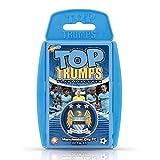 Top Trumps - Manchester City FC 2014-15