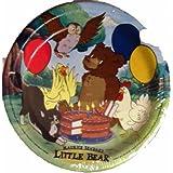 Maurice Sendak's Little Bear Paper Plates