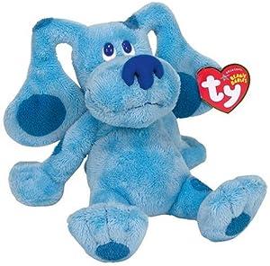 Amazon.com: Ty Beanie Baby Blues Clues: Toys & Games