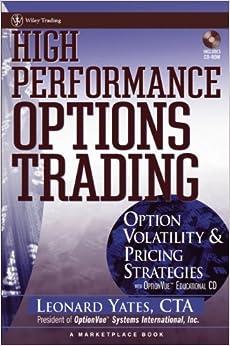 Trading high volatility options