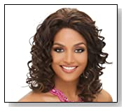 BEVERLY JOHNSON Lace Front Synthetic Wig
